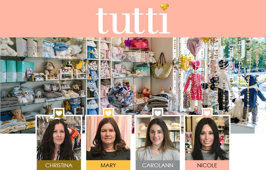Meet the Tutti Team